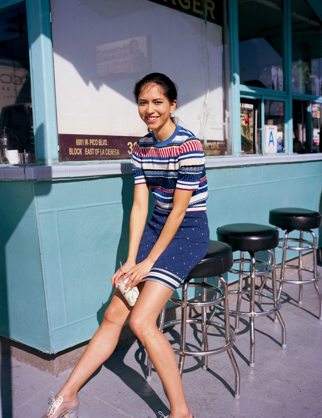 Sonoya Mizuno sexiest pictures from her hottest photo shoots. (1)