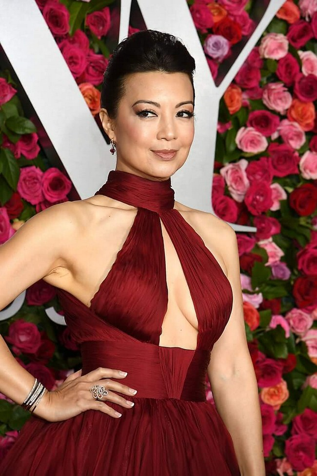 Ming-Na Wen Hottest Photos | Sexy Near-Nude Pictures, GIFs