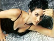 Carrie-Anne Moss sexiest pictures from her hottest photo shoots. (43)