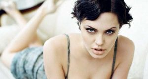 Angelina Jolie sexiest pictures from her hottest photo shoots. (48)
