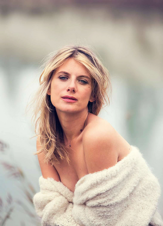 Mélanie Laurent Hottest Photos | Sexy Near-Nude Pictures, GIFs