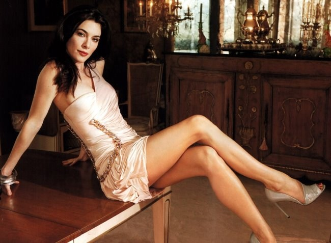 Jaime murray sexy