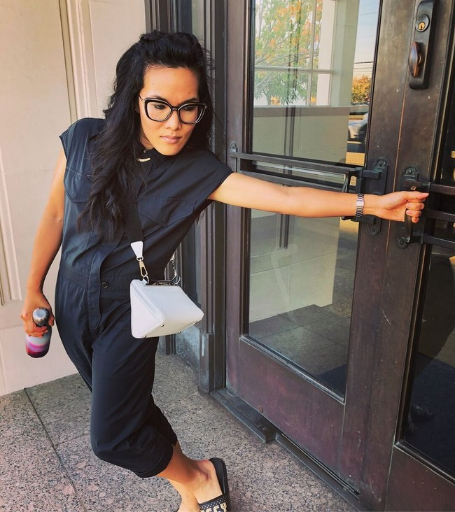 Ali Wong Hottest Photos | Sexy Near-Nude Pictures, GIFs